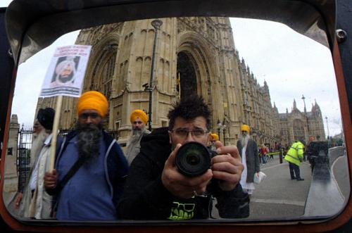 1984 Sikh rally in London, 2014 c.a.
